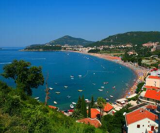 Европейский вояж + отдых в Черногории