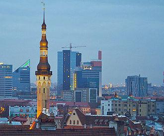 Три столицы Балтики
