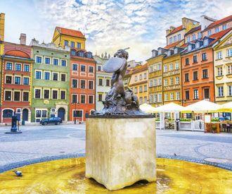 Экскурсии + Покупки (Белосток-Варшава)
