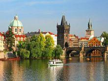Прага - замок Карлштейн - Дрезден - Вена