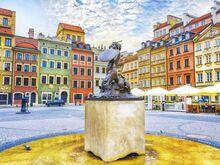 Экскурсии + Покупки (Лодзь-Варшава)