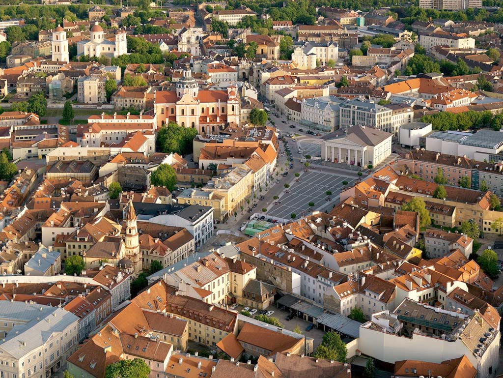 некрасивое фото города литвы достопримечательности описание всего украсить